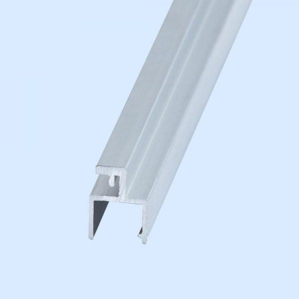 Profil aluminiowy drzwiowy uzupełniający M-220-00