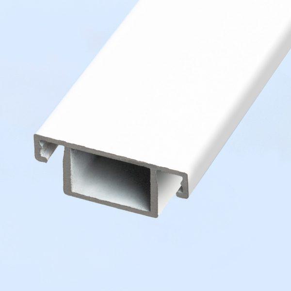 Profil aluminiowy drzwiowy poprzeczny M-210-01