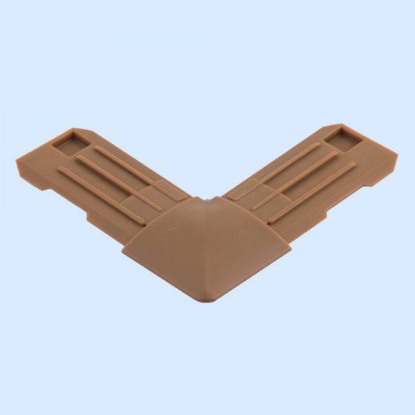 Corner PVC to combine profiles - EXCLUSIVE E-145-07