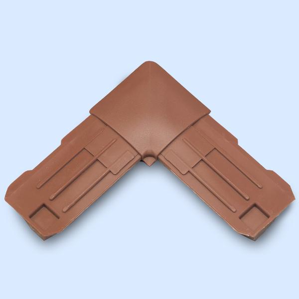 Corner PVC to combine profiles - EXCLUSIVE E-145-03