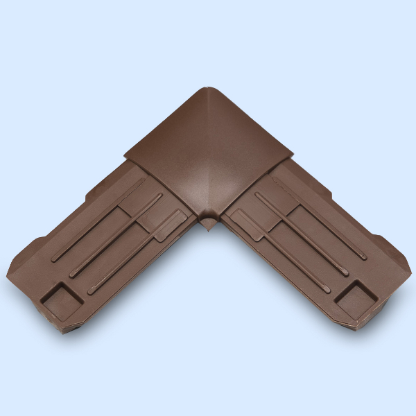 Corner PVC to combine profiles - EXCLUSIVE E-145-05
