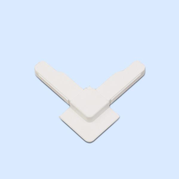 Corner PVC to combine profiles S-140-01