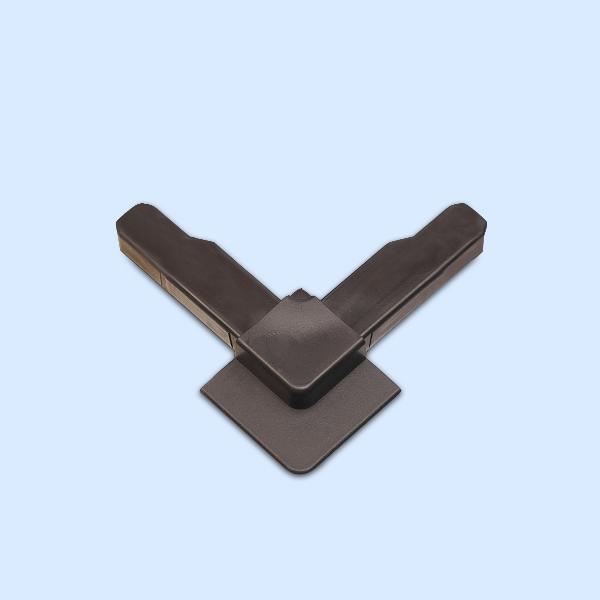 Corner PVC to combine profiles S-140-06