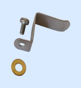 Metal handle rotary device with the frame moskito screen been 1 – 25 mm S-100