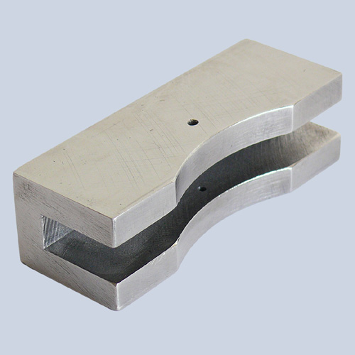 Guide constrains the drilling holes in the profile S-102