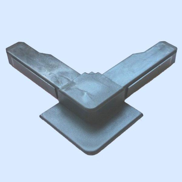 Corner PVC to combine profiles S-140-08